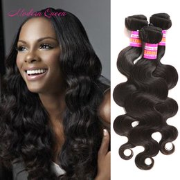 Wholesale Thick Brazilian Body Wave Bundles - Hot Selling Brazilian Body Wave Hair Weft 3 Bundle Brazilian Body Wave Hair Extensions Bulk Brazilian Human Hair Extension Soft And Thick