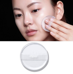 2019 maquillaje de silicona Espoir Blender Silicone Sponge Cosmetic Makeup Puff para Liquid Foundation BB Cream Beauty Essentials Blender soplo de polvo maquillaje de silicona baratos
