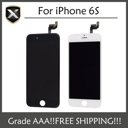 Wholesale Fast Display - Grade A+++ For iPhone 6S LCD Display Assembly Touch Screen for iPhone 6S & Fastest Free Shipping