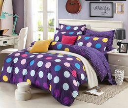Wholesale Blue Color Bedding Set - Hot Sale 3d bedding set,bed linen,bedding-set,family set. 4pcs inclued: duvetcover  bed sheets   pillowcases.king queen twin size