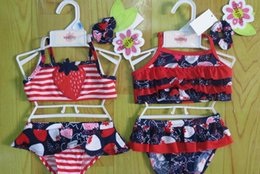 Wholesale World Swimsuit - Family Girls Swimsuits One Piece Shop World Kids Cartoon Swimwear 2Colors Kids Bathing Clothes Beach Swimming Clothes