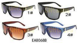 montou clássico Desconto Verão novos homens clássicos da moda óculos de armação quadrada óculos de condução mulheres equitação óculos de sol ao ar livre óculos escuros 3 cores frete grátis