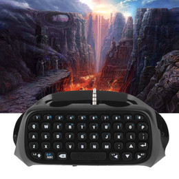 Wholesale Offer For Sale - Top Sale Wireless Bluetooth Keyboard Accessory Adapter for Sony PS4 Controller Stock Offer