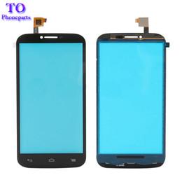 Wholesale Alcatel Digitizer - Touch Screen Digitizer Glass For Alcatel One Touch Pop C7 7040 7040A 7040D 7040E OT7040 OT7040D OT7041 7041 7041D