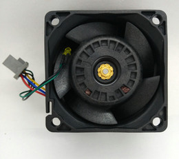 Wholesale 12v server fans - replace V60E12BS1M3-07A023 6038 12V 60*60*38MM 6CM violent computer server cooling fan V60E12BS1M3
