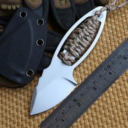 coltelli fisici tattici coltelli kydex Sconti Dicoria Atwood Tactical coltello a lama fissa 9cr18mov Acciaio Lama caccia coltelli diritti KYDEX Guaina campeggio sopravvivenza attrezzi esterni EDC strumento
