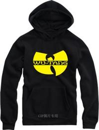 Wholesale Wu Tang Sweatshirt - Wholesale-Wu Tang Hoodies Wu Tang Clan Jumpers Men Women Hoody Sweatshirts O-Neck Thick Hip Hop Streetwear Couple Lovers Loose Hooded