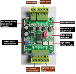 Wholesale 9v motors - Wholesale-9v to 24V 12v Input Stepper Motor Speed Controller Regulator Pulse Signal Generator