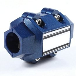 Wholesale Car Horn Fuel - High Quality Universal Magnetic Gas Oil Fuel Saver Performance Trucks Cars Blue New truck horns for cars