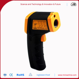 Wholesale Infrared Temp - Retailed single package Gm320 smart digital infrared gun shape thermometer with -50~380C (-58~716F) temp ear thermometer