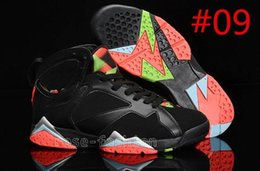 Wholesale Bunny Basketball Shoes - Wholesale Shoes Air retro 7 GG LOLA BUNNY Sports Shoes Cheap The Martian Basketball Shoes Cheap Barcelona Nights Sports Shoes for men womens