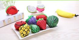 2019 bolsa de eco linda plegable Envío gratis lindo fruta sandía pitaya plegable Eco reutilizables bolsas de compras bolsa de eco linda plegable baratos