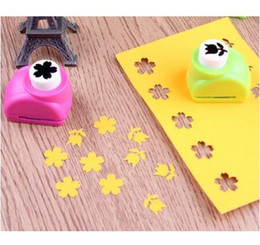 Wholesale Mini Punches Scrapbooking - Mini DIY Craft Punch staples for Scrapbooking Punch Handmade Cut Card Hole Puncher For Stapler Gift Card Paper Punch