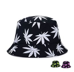 Wholesale Wholesale Cotton Mens Ties - Designer Toronto Printed Cotton Foldable Bucket Hat For Adults Mens Womens Packable Summer Sun Beach Brim Sports Caps Woman Fishing Visors