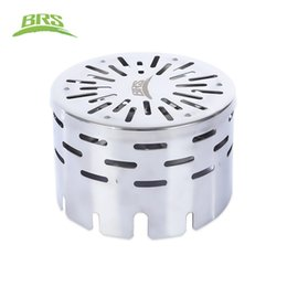 Wholesale Outdoors Heaters - BRS Outdoor Stove Cover Far Infrared Heating Cover Portable Camping Picnic Stove Cover Heater tent fit BBQ Outdoor Infrared Heating Hot +B