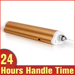 Wholesale Mini Laser Machine - Gold Mini Age Spots Removal Laser Pen Freckle Removal Spots Removal Moles Removal Laser Pen Beauty Machine