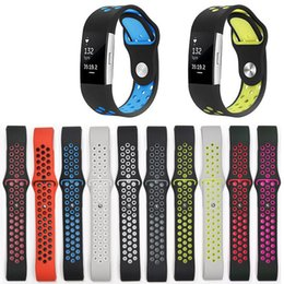 Wholesale Fitbit Accessories - sport watch band Strap for fitbit charge 2 band Silicone strap For Fitbit charge 2 bracelet smart wristbands Accessories