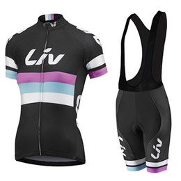 Wholesale Liv Clothes - 2016 Team LIV Summer Cycling Clothing maillot bicycle clothes ropa Cycling Jerseys Mountain Bicycle Wear Ropa Ciclismo