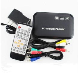 Full HD 1080 P USB Harici HDD Medya Oynatıcı HDMI ile VGA SD MKV H.264 RMVB WMV, Destek USB HDD kadar 2 TB ücretsiz kargo nereden