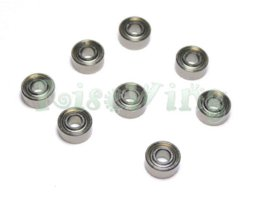 Wholesale Ar Drone Battery Upgrade - Parrot AR Drone 2.0 Quadcopter Replacement Parts Upgrade Drive Gear Bearings Shielded Ball Bearings 8pcs Replace Brass Bushings