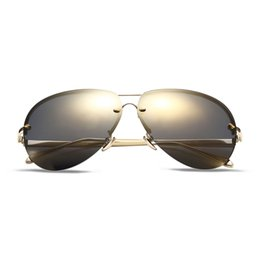 Wholesale Sun Glasses United States - 2016 New Toad Europe and the United States Hot Selling Retro Reflective Men Sunglasses Luxury Brand Sun Glasses Vintage Men's Accessories