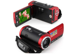"Wholesale Free Electronic Cards - Free shipping 16MP HD Digital Camera 16X Digital Zoom Shockproof 2.7"" SD Camera D40"