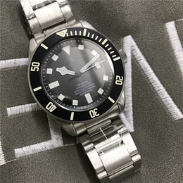 Wholesale Business Classic Wristwatches - GQ Factory Classic Business PELAGOS Brand Mens Luxury Watches Top Automatic Mechanical Movement Luxury Man Brand Wristwatch