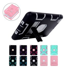 """Wholesale Ipad Padded Stand - Stand pad case C5 3 In 1 Shockproof Silicon Pad Case Cover for iPad Pro 9.7"""" Cases with Holder"""