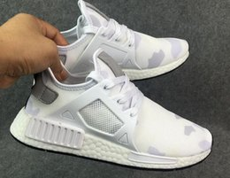 Wholesale Dropshipping Shoes - Cheap White NMD Training Sneakers Cleats,mens Trainers Shoes Sneakers Boots,Derby Lace Ups;Driving Shoes,New footwear,Dropshipping Accepted