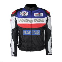 Wholesale Uv Protect Jacket - Genuine PU material safety motorcycle jacket jacket to protect the body