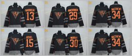 Wholesale North Winter - North America #13 Gaudreau Black 2016 Hockey Jerseys Ice Winter Home Away Jersey Stitched Drop Shipping