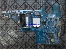 Wholesale G56 Motherboard - for HP COMPAQ PRESARIO CQ56 G56 series UMA 623915-001 DA0AX2MB6E1 laptop motherboard fully tested and working perfect