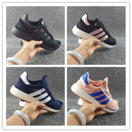 Wholesale Womens Discount Running Shoes - Size 36-44 Discount On Sale Iniki Runner Boost Running Shoes Real Top Quality Boost Original Iniki Runner Men Womens Sneaker Shoes
