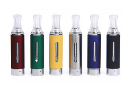 Wholesale Ce4 Bottom Coil Clearomizer - EGO MT3 Atomizer rebuildable bottom coil EVOD BCC clearomizer EVOD Atomizer tank vaporizer with multi colors vs ce4 ce5 gs h2 vaporizers