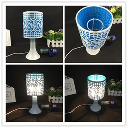 Wholesale electric aroma lamps - Touch Type Fragrance Lamp Eliminate Fatigue Aroma Night Light Butterfly Pattern Scrub Electric Incense Burner Household Durable 20yq B R