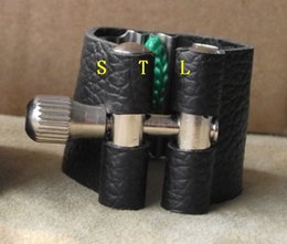 Wholesale Ligature For Alto Saxophone - 1pcs ligature for Alto sax and Clarinet Mouthpiece
