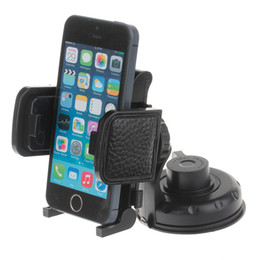 Wholesale Wholesale K Cup - YD2167 -k fashion car GPS cell phone general support 360 Degree Rotatable Universal Suction Cup Car Mount Holder Bracket for GPS   PDA