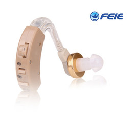 Wholesale Cheap Ear Aids - 2 PCS China Cheap Analog Ear Aid Amplifiers For Deafness Hering Aid Prices S-8B Free Shipping