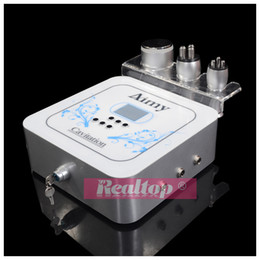 Wholesale Ultrasonic Machines Price - Factory Price Ultrasonic Cavitation Radio Frequency Cavitation Slimming Machine with 40KHZ Energy Weight loss and Skin Rejuvenation