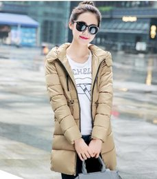 Wholesale Down Women Ae - 2014 HOT Women's AE Street Fashion Down Coat Jacket Winter parka Down Hoodies Outerwear Fashion outdoor Down Free Shipping