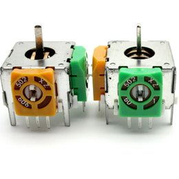Wholesale Rotary Model - The new model aircraft aircraft universal rocker potentiometer 5K