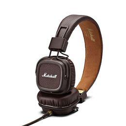 Wholesale Headphones Dj Dhl - DHL Marshall Headphones Major II 2nd Generation Slash Headphone Rock Hifi DJ Studio Monitor Headset earphone Microphone Guitar Rock n Roll