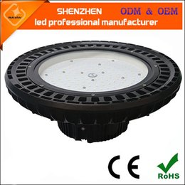 Wholesale Led Low Bay Lighting - led pandent lamp 100w 150w 200w 240w led ufo highbay lights new design led industrial low bay lamp