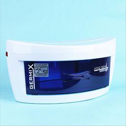 Wholesale Portable Salon - UV Tools Sterilizer Professional Sterilizer Box Nail Art Salon Portable Sterilizing Tool Beauty Manicure