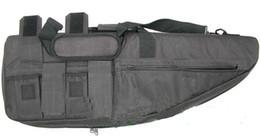 Wholesale Tactical Long Rifle Bag - Tactical hunting carry case 1m long rifle gun slip 27cm Width Bag Black ht105