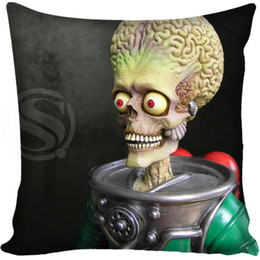 Wholesale Hospital Sales - Wholesale- Pillow Case G0309 Top Mars Attacks! Monsters Aliens Movies Style throw Pillowcase Custom Home Best Hot Sale More Size