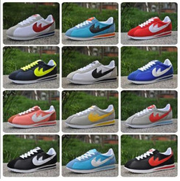 Wholesale Outdoor Leisure Shoes - Hot new brands Casual Shoes men and women cortez shoes leisure Shells shoes Leather fashion outdoor Sneakers size 36-44