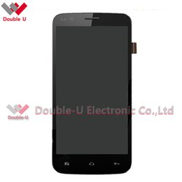 Wholesale Digitizer Star - 2pcs lot Replacement For Blu Star 4.5 S450A FULL LCD Display Touch Screen Glass Digitizer Assembly Replacement Black WITH Free Shipping