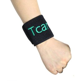 Wholesale Infrared Magnetic Therapy - Health Care Wrist Brace Support Tourmaline Self-Heating Far Infrared Magnetic Therapy Wrist Pad Wrist Protector Braces