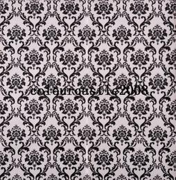 Wholesale Wedding Paper Towels - Wholesale- 20pcs Color paper towels napkins, wedding paper printing paper napkin   190